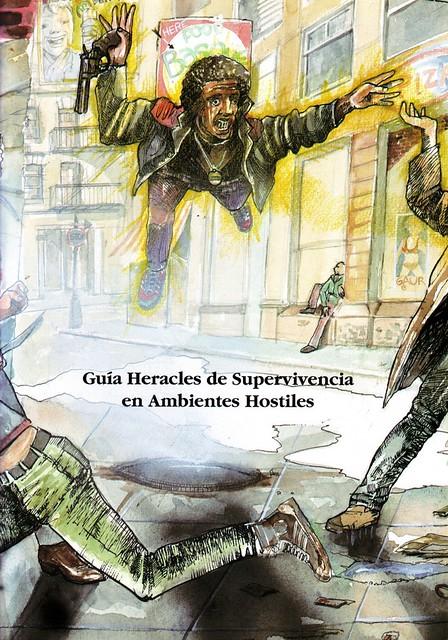 Pantalla + Guía Heracles