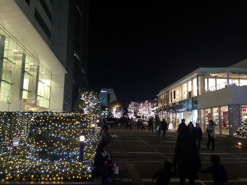 Christmas Shinjuku