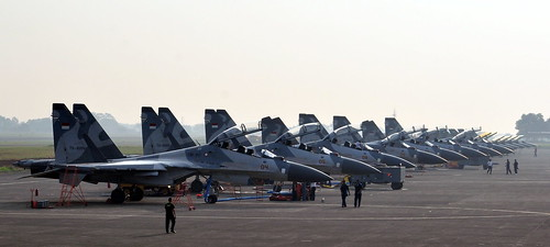 kekuatan militer indonesia