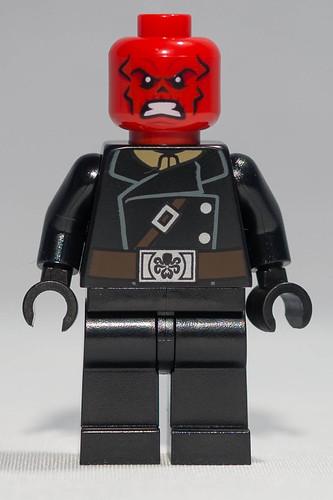 REVIEW LEGO 76017 Marvel Super Heroes - Captain America contre Hydra