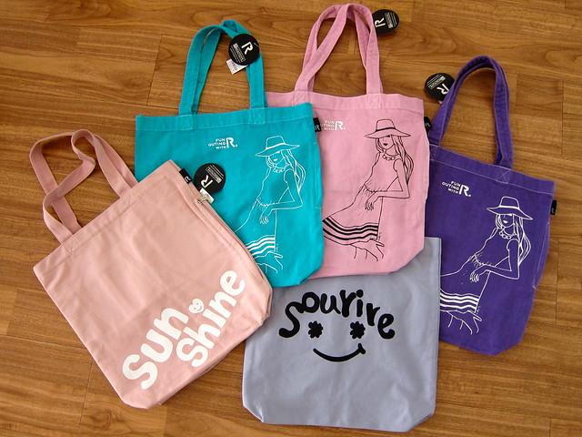 Rootote bags