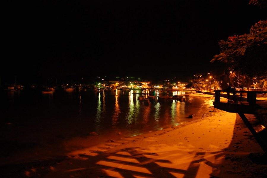 Playa de Buzios - Noche