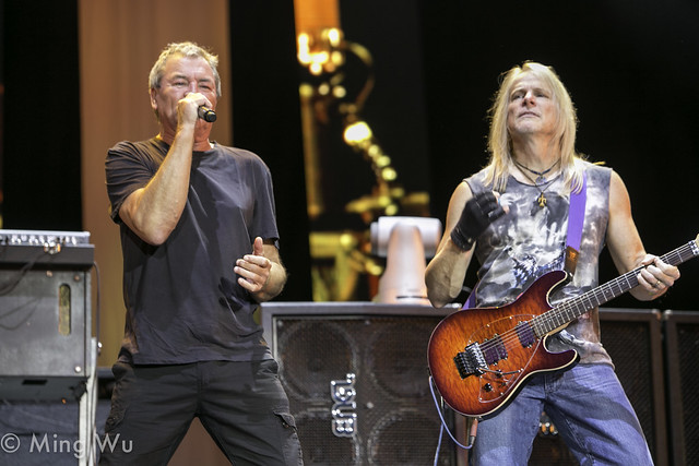 Deep Purple @ Ottawa Bluesfest 2015