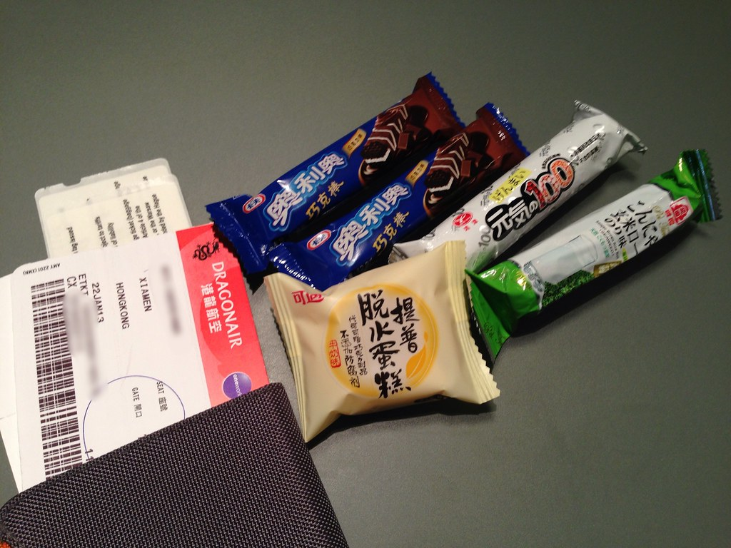 Snacks in the Lounge