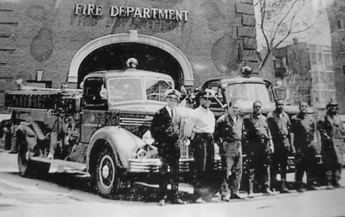 Historical Photos of the Chicago Fire Dept.