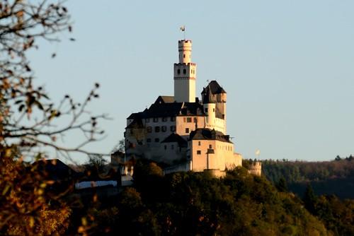 Rheintal im Herbst by Alexandra Wirth