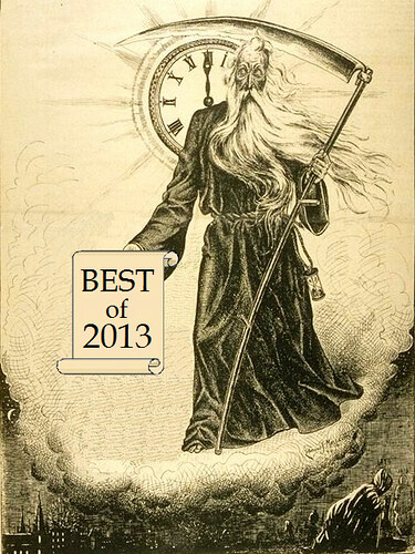 The Best of the 'Best of 2013' Lists