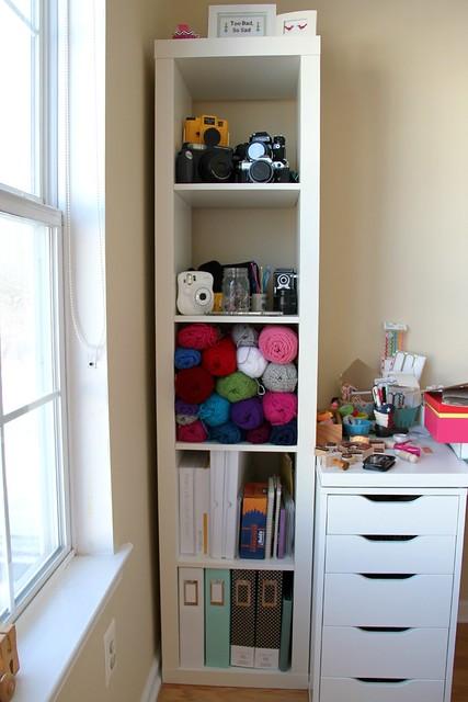 #16. finally own an Expedit bookshelf from Ikea