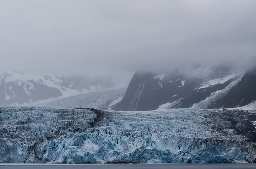 Surprise Glacier,Prince William Sound