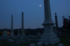 Laurel Hill after Dark