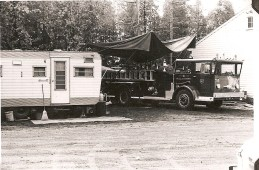 Temporary Fire Station