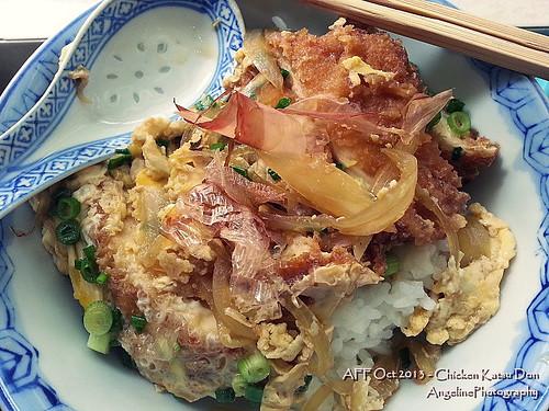 Angeline Chicken Katsu