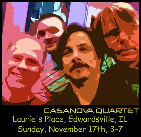 Casanova Quartet 11-17-13