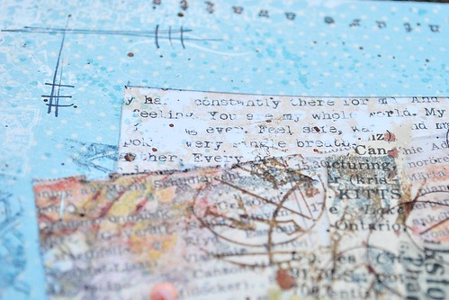 paper layering, believe