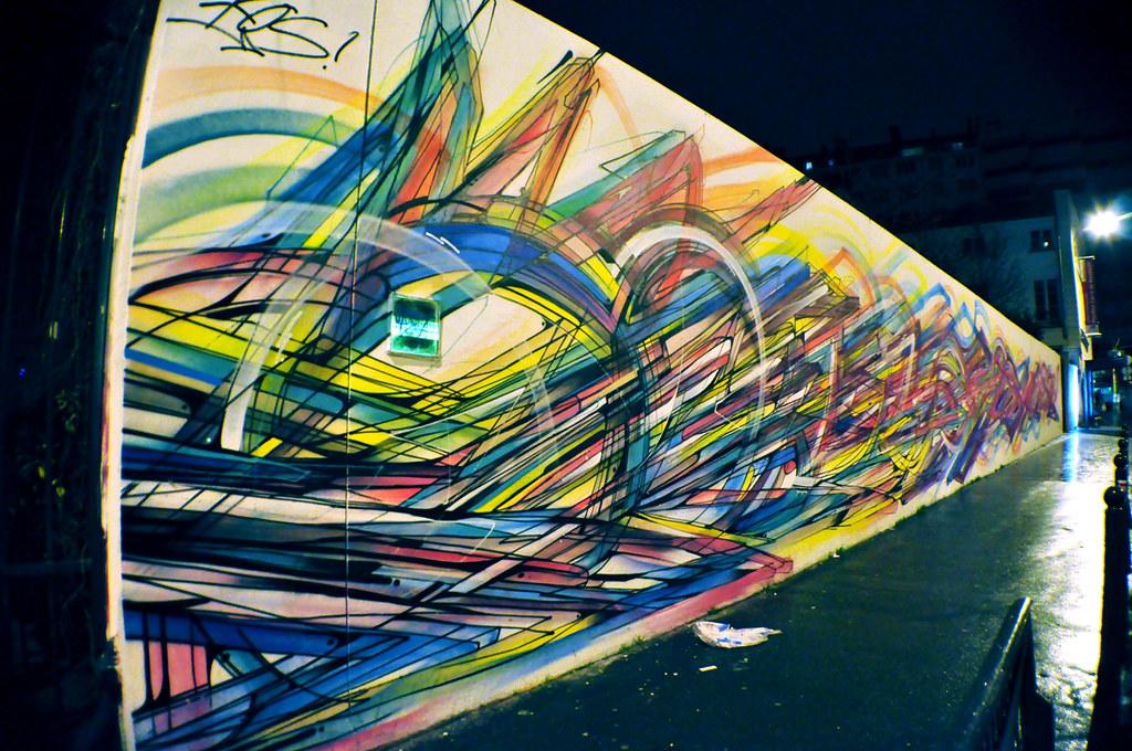 Fresque Hopare Art Azoï 3