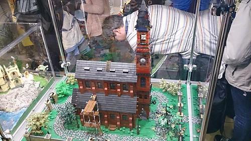 Wroclaw 2014 Wystawa klockow LEGO Klockomania 18-1