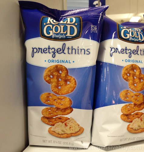 Rold Gold Pretzel Thins Original