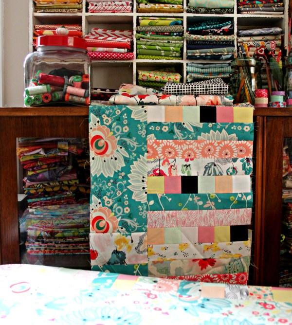 Maureen Cracknell Handmade Quilt Top Snapshops