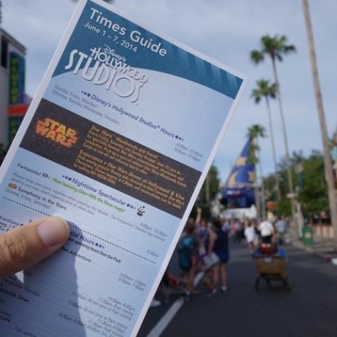 スター・ウォーズ・ウィークエンドのディズニー・ハリウッドスタジオに再度やってきました。Hello, Everyone!