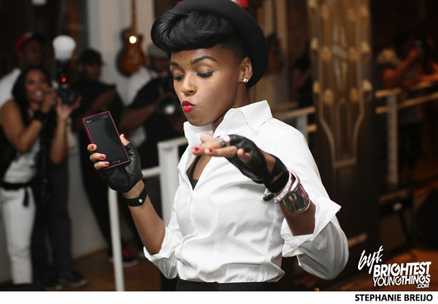 Janelle Monae Electric Lady Photos DC Brightest Young Things12