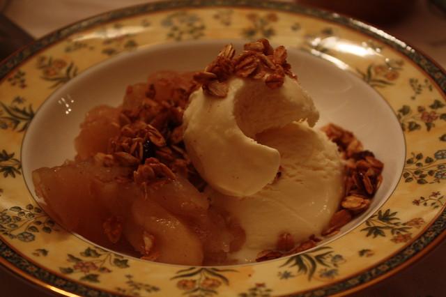 OPB: Things I Love about Fall: Autumnal Desserts