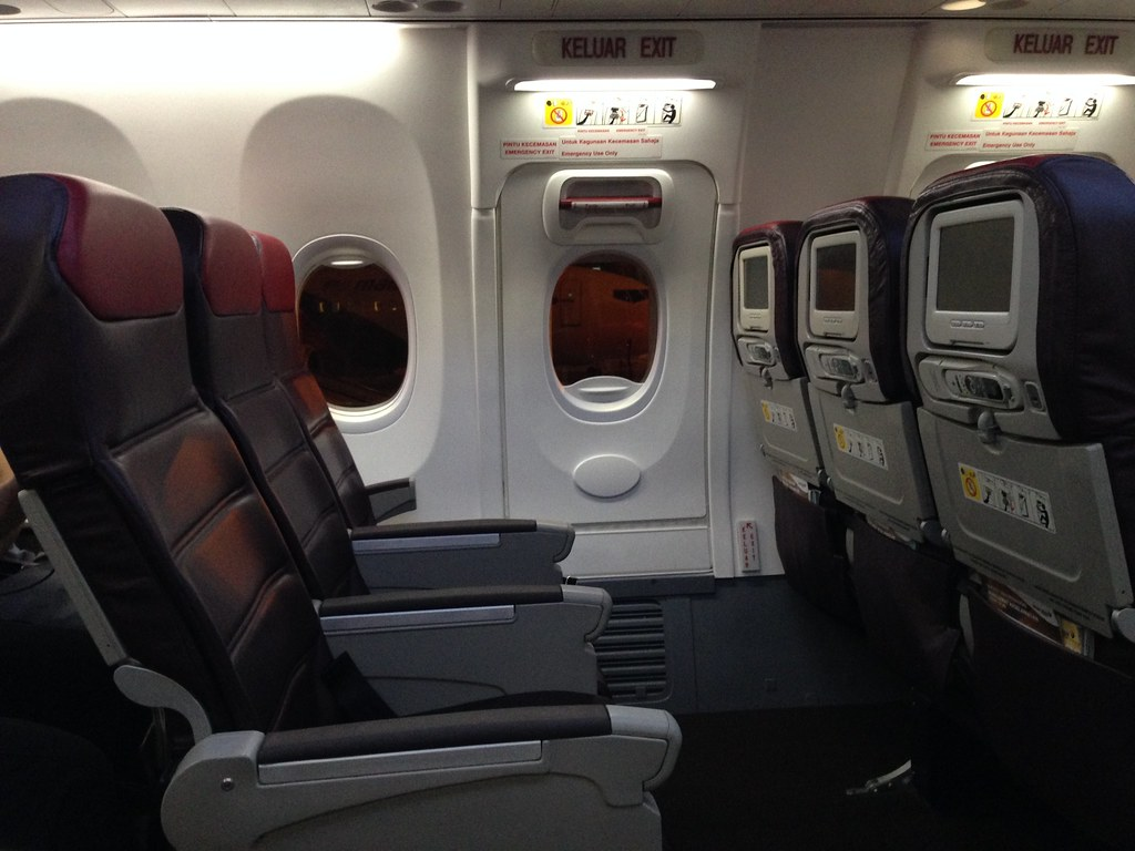 Emergency Exit Row Seats