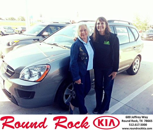 Thank you to Gatrel Andrews on your new 2009 #Kia #Rondo from Kelly  Cameron and everyone at Round Rock Kia! #RollingInStyle by RoundRockKia