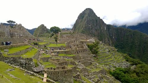 Machu Picchu by jailsonrp