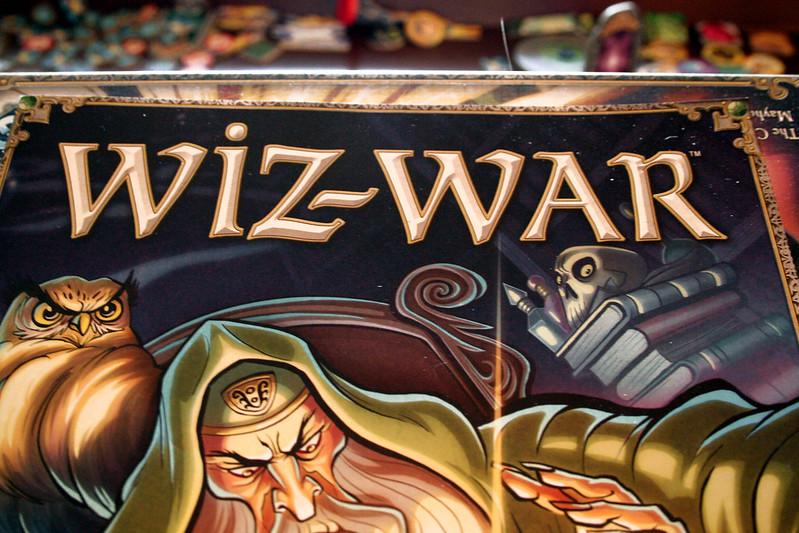 Wiz-War | Lazy Lady