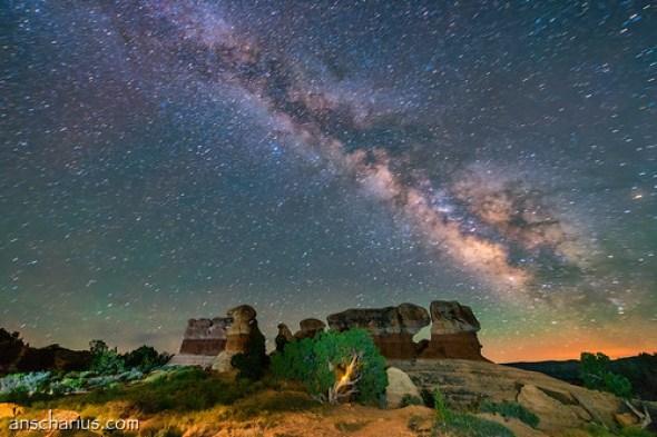 Last Night @ Devils Garden #7 - Nikon D800E & AF-S 2,8/14-24mm