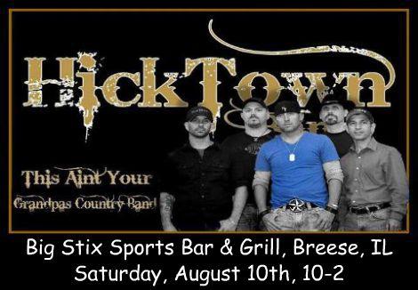 Hicktown 8-10-13