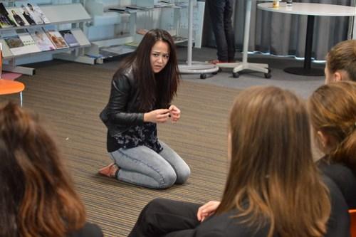 Domestic abuse schools' workshop