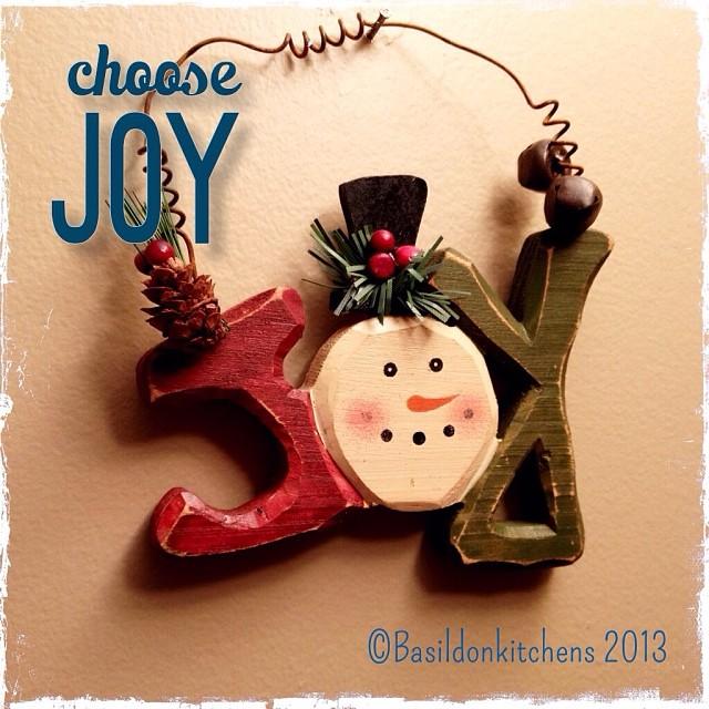 Dec 12 - joy is ... {a favourite ornament} #fmsphotoaday #christmas #ornament #joy #holidays #rhonnadesigns