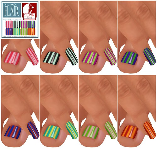 Flair - Nails Set 71