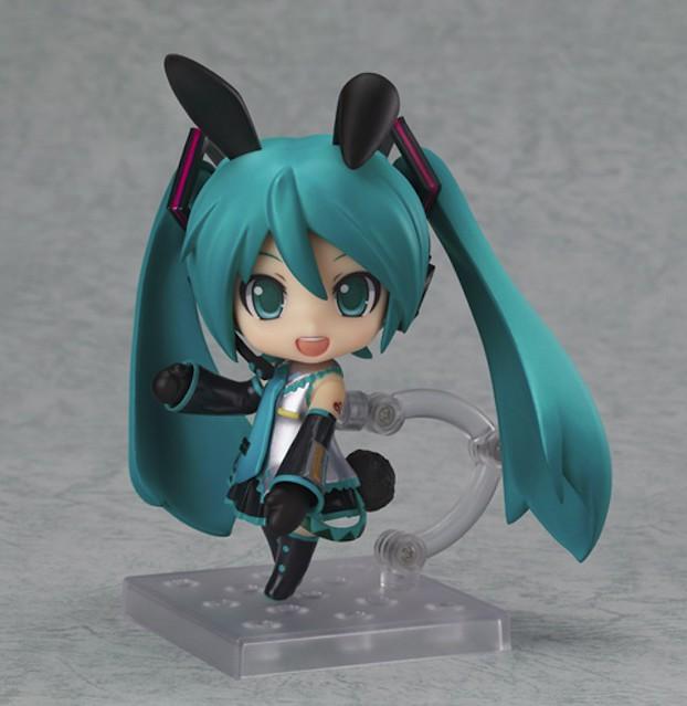 Black Bunny Miku