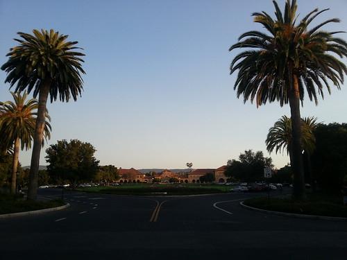 Stanford University by @lakitalki