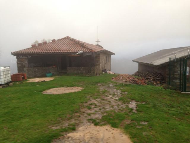 Rehabilitación de la ermita y el refugio de Santa Marina. Orozko , Bizkaia . AUZOLAN . #DePaseoConLarri #Photography 004