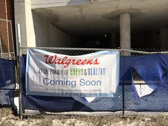 Walgreens Coming Soon