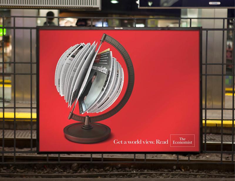 The Economist Globe
