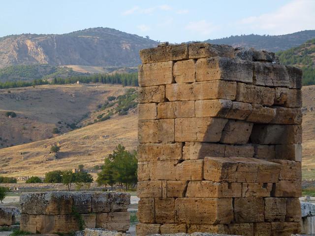 Turquie - jour 12 - De Kas à Pamukkale - 214 - Hierapolis