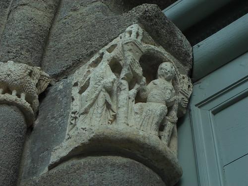 Annunciation?, La Souterraine