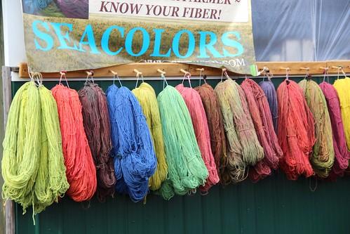 seacolors yarns