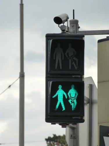 Wien Traffic light