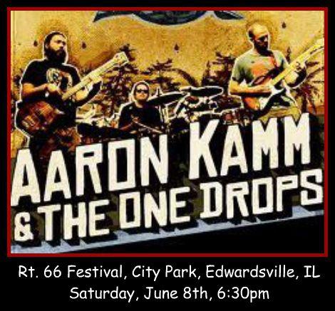 Aaron Kamm 6-8-13