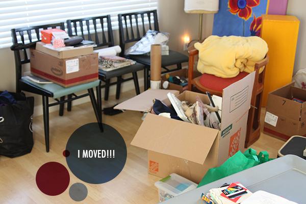 Sunday Morning Sugar :: I moved!