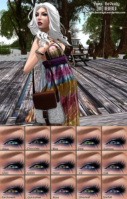 Luas Urban Style+IKON+*Tentacio*+Glam Affair+- bubblesqueen -+[Bamboo] Nails (Group Gift+SIS+Numberology+The Arcade)