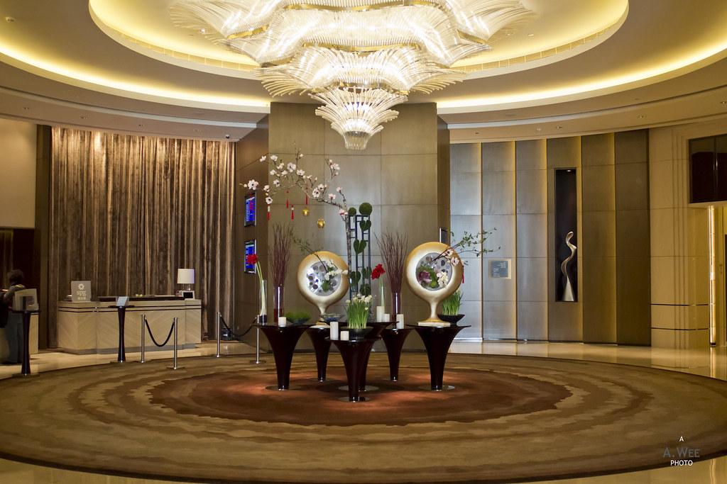 Westin Xiamen Lobby