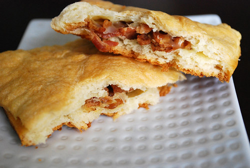 Bacon Hand Pie