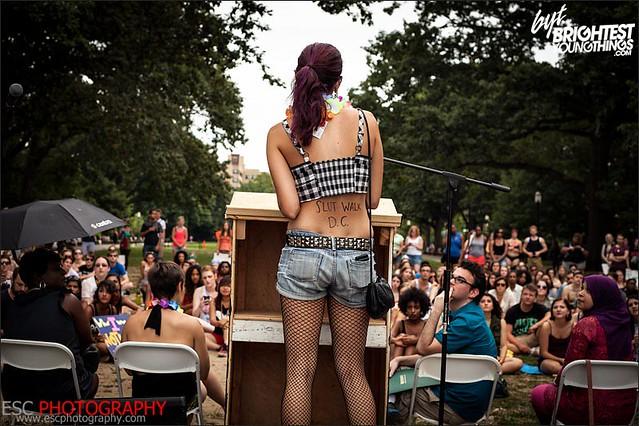 SlutWalk DC 2013