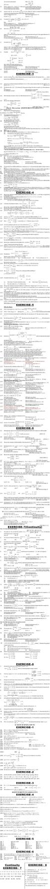 Maths Study Material - Chapter 10